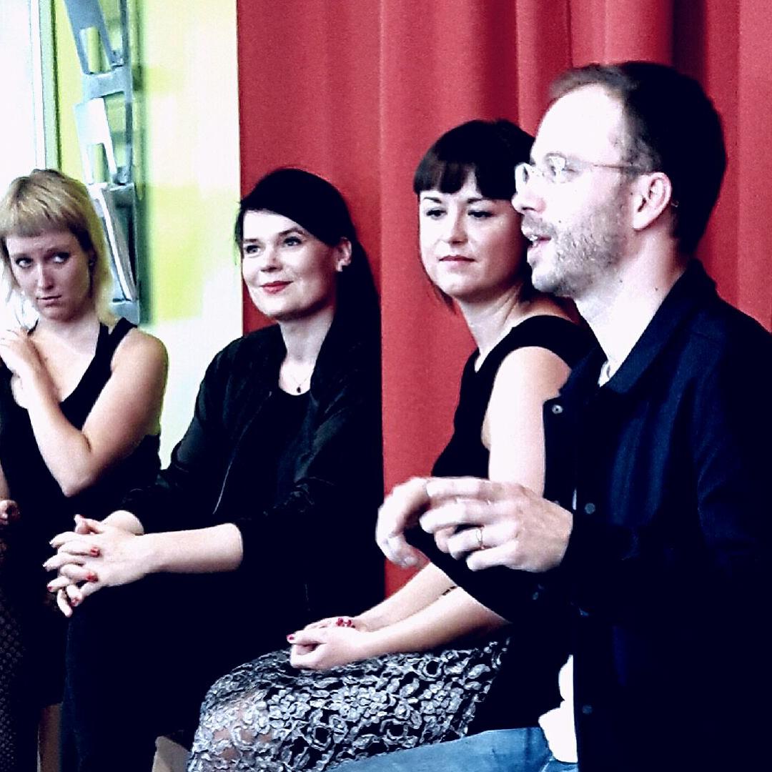 Visuelt Forum studietur i Berlin